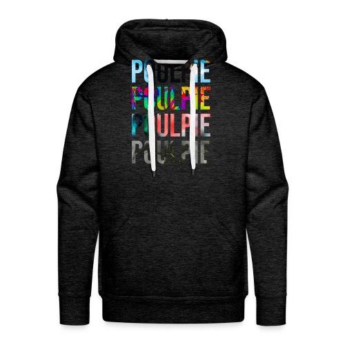 Poulpie Discography - Men's Premium Hoodie