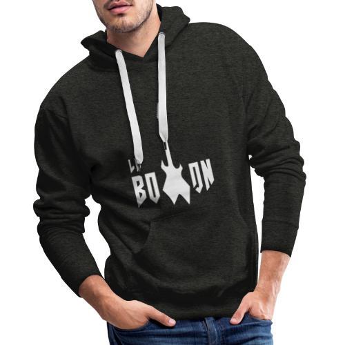 lc2b-design - Sweat-shirt à capuche Premium pour hommes