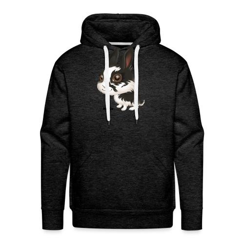 Konijn - Mannen Premium hoodie