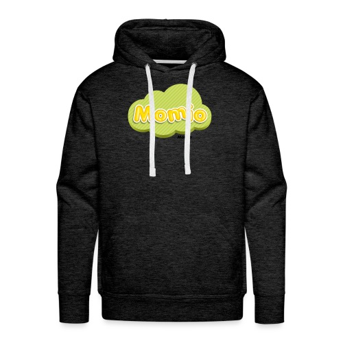 Logo van Momio - Mannen Premium hoodie