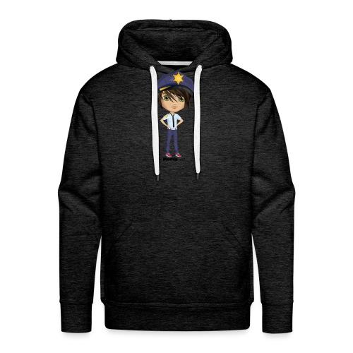 Momio police - Mannen Premium hoodie