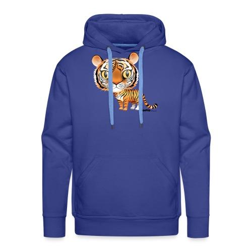 Tijger - Mannen Premium hoodie