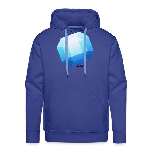 Saffier - Mannen Premium hoodie