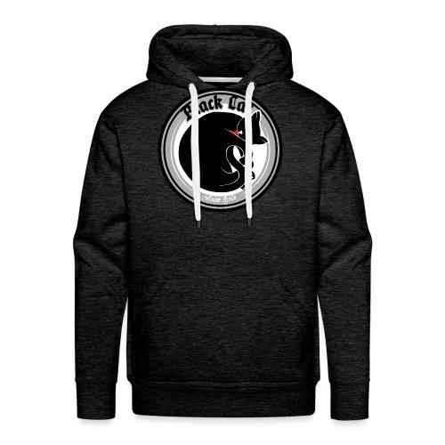Black Cat - Männer Premium Hoodie