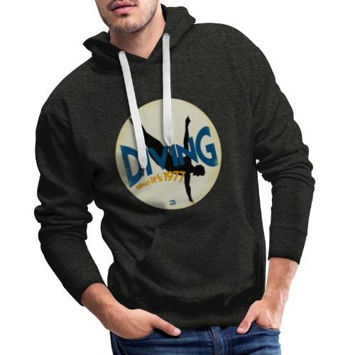 Diving like its 1977 vintaged - Männer Premium Hoodie