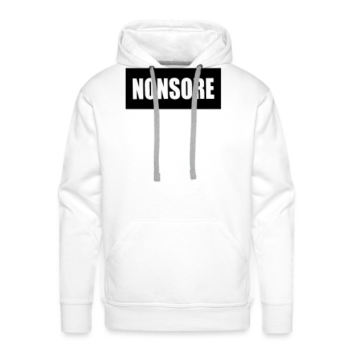 nonsore - Herre Premium hættetrøje