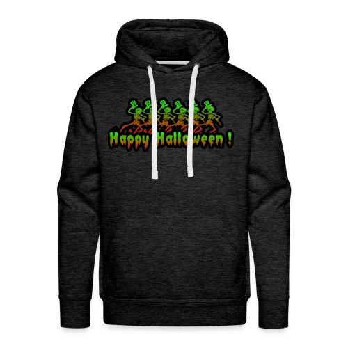 Collection Horreur Happy Halloween 🎃!!! - Sweat-shirt à capuche Premium pour hommes