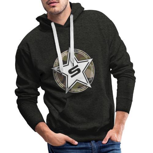 Camo Edition green - Männer Premium Hoodie
