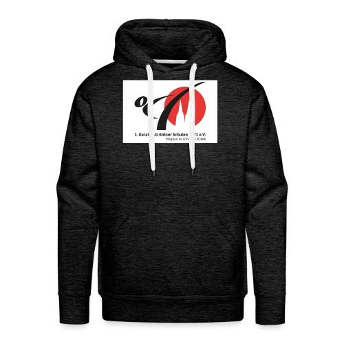 Fanshop_Logo_Karate_Ag - Männer Premium Hoodie