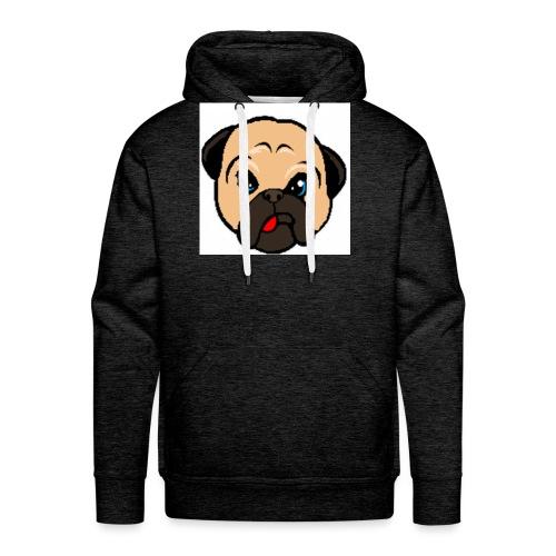 Dog - Premium hettegenser for menn