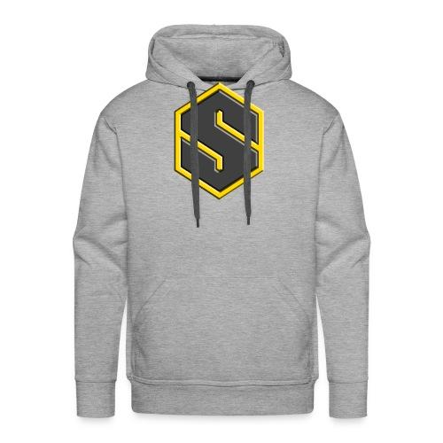 Starnas 3D Logo - Men's Premium Hoodie