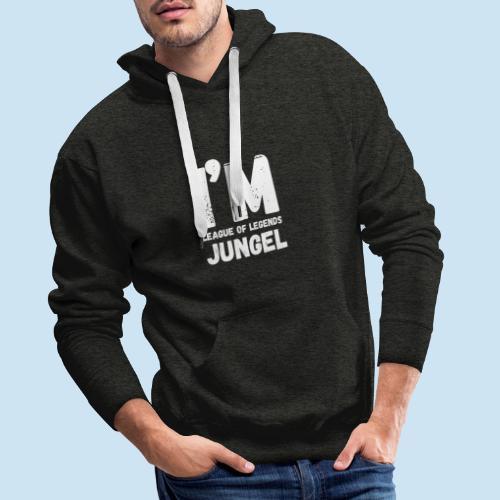 I'm Jungel Main - Premium hettegenser for menn
