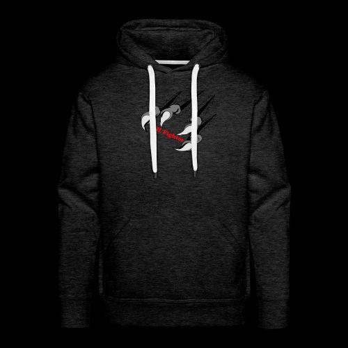 kralle4 - Männer Premium Hoodie