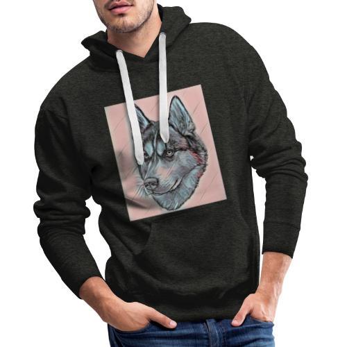 ILUSTRCION - Sudadera con capucha premium para hombre
