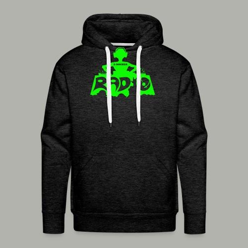 DJ Producer T-Shirt E-Rocker - Männer Premium Hoodie