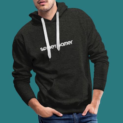 Spineygamer - Mannen Premium hoodie