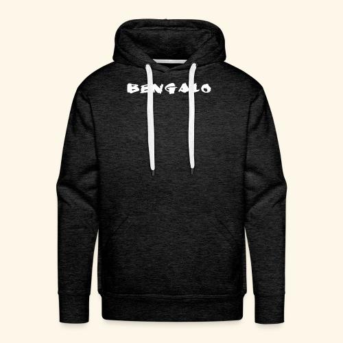 bengalo - Premium hettegenser for menn