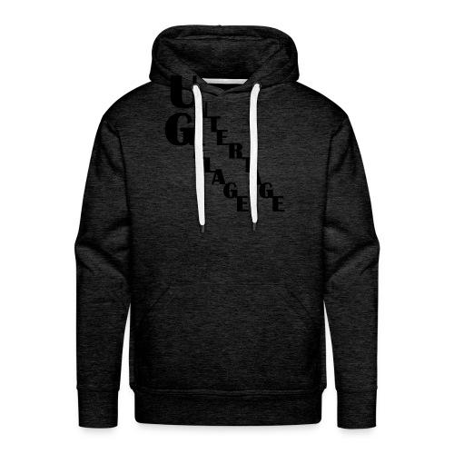 Untertage Gelage - Männer Premium Hoodie