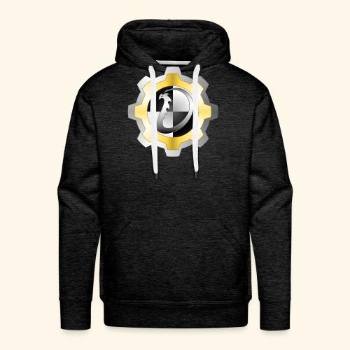 Team DSC logo - Men's Premium Hoodie