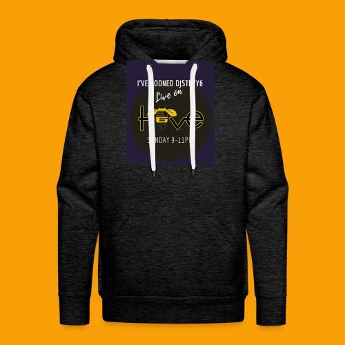 djstevy6 pooned - Men's Premium Hoodie