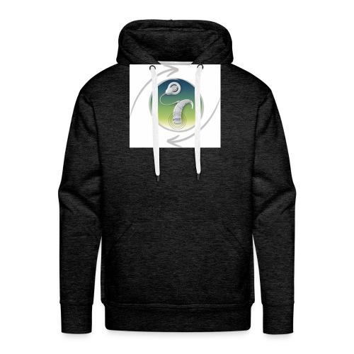 button ci - Männer Premium Hoodie