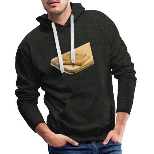 Pindaplankje Shirt - Mannen Premium hoodie
