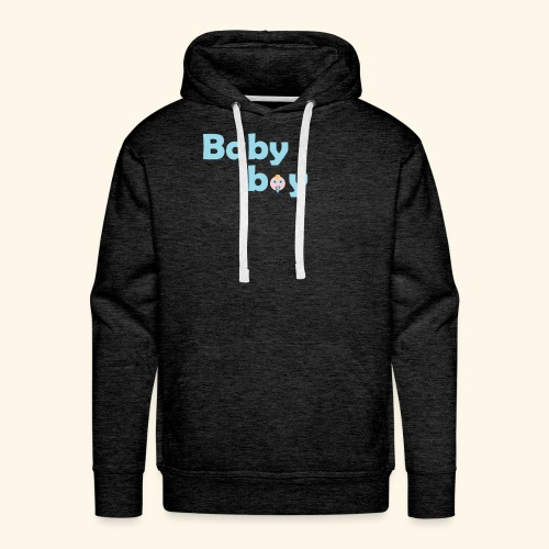 Baby bOY - Männer Premium Hoodie