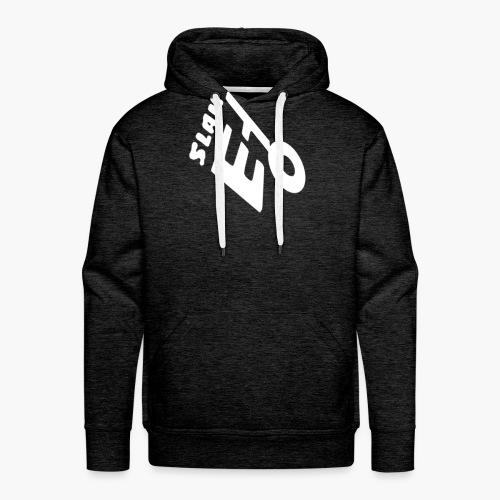 Str1ve Slam White - Mannen Premium hoodie