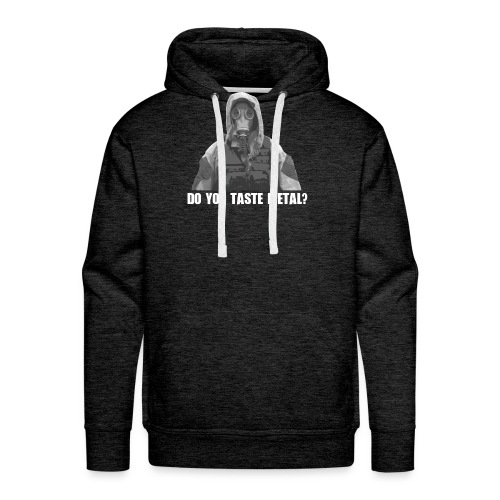 Do you taste Metal? - Männer Premium Hoodie