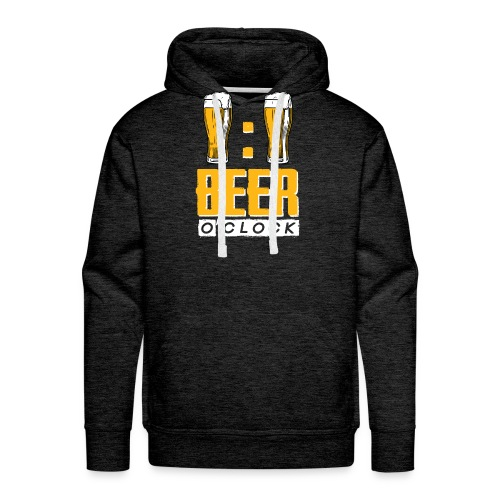 BEER O'Clock - Männer Premium Hoodie