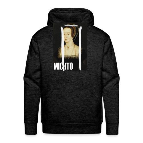 Anne Boleyn - Sweat-shirt à capuche Premium pour hommes