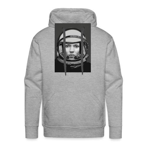 SPACE KATE - Sweat-shirt à capuche Premium pour hommes