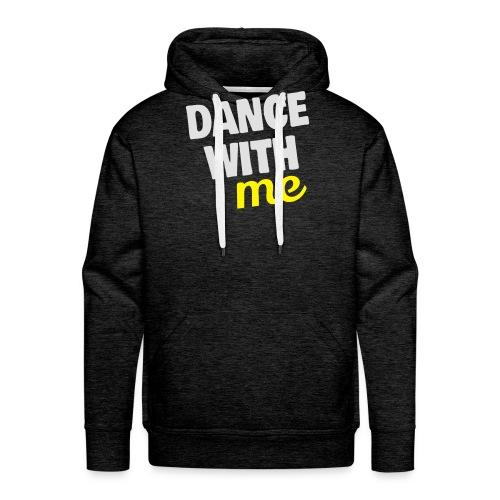 dance with me - Männer Premium Hoodie