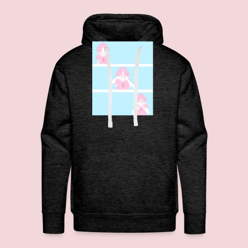 I like you! - Men's Premium Hoodie