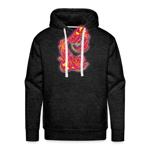 Aquarius Sign Water Vase - Men's Premium Hoodie