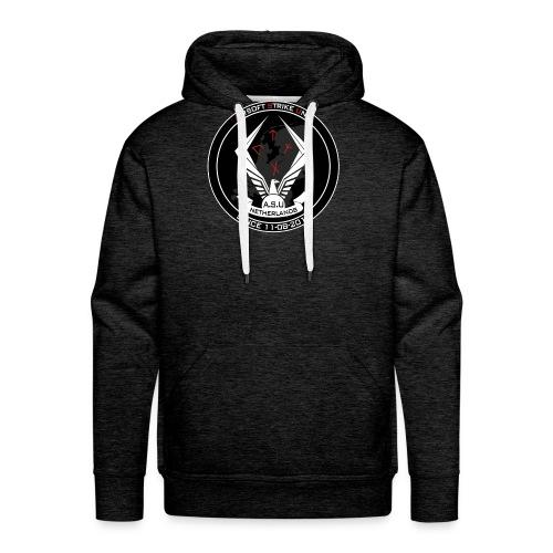 ASU-shirt lange mouw - Mannen Premium hoodie