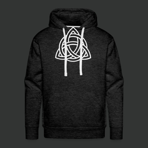 Celtic Knot — Celtic Circle - Men's Premium Hoodie