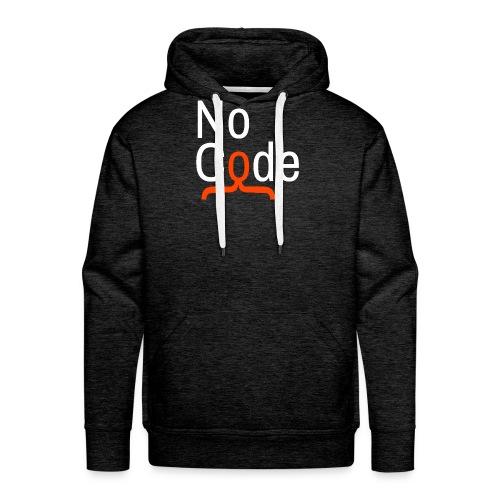We love NoCode superpowers - Men's Premium Hoodie