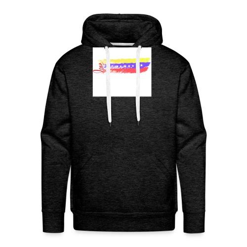 yo amo venezuela - Men's Premium Hoodie