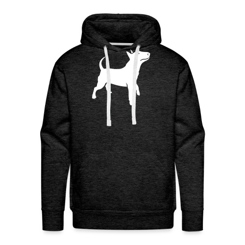 Bully head up - Männer Premium Hoodie