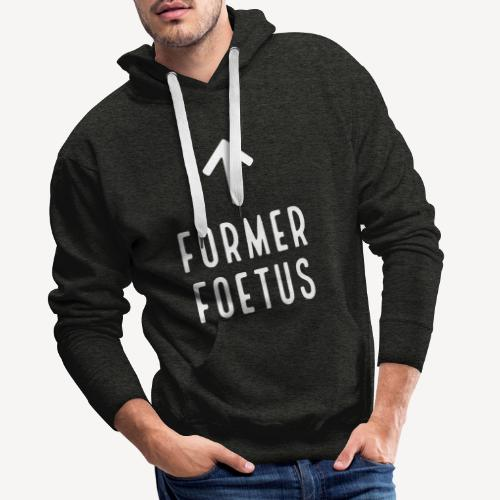FORMER FOETUS - Men's Premium Hoodie