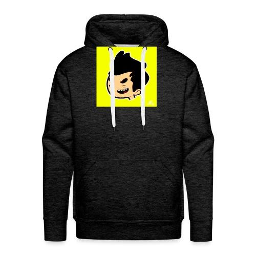 avatar sabry 2016 ok jpg - Sweat-shirt à capuche Premium pour hommes