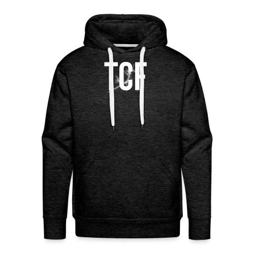 TCF Cappello - Felpa con cappuccio premium da uomo