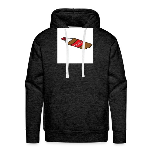Fan T-Shit - Mannen Premium hoodie