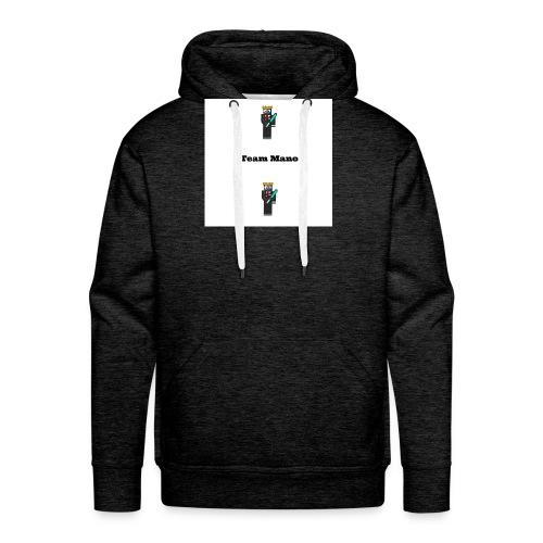 TeamMano shirt - Men's Premium Hoodie