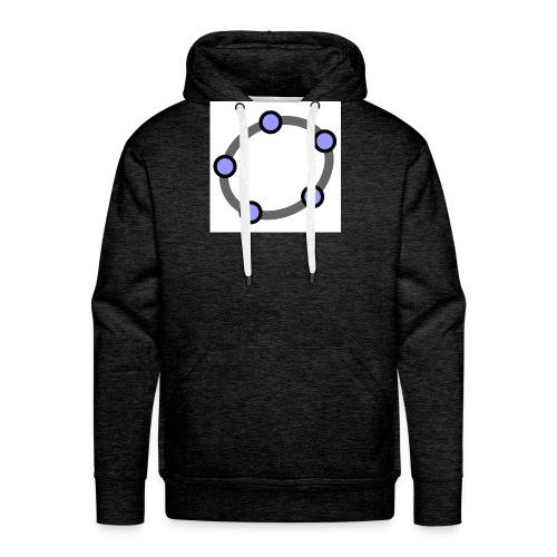 GeoGebra Ellipse - Men's Premium Hoodie