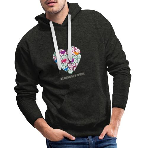 blossom-and-wren - Men's Premium Hoodie