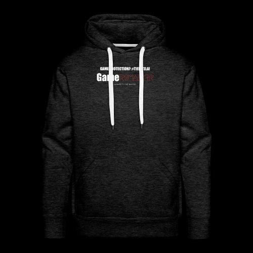 gameromancer maglietta gs - Felpa con cappuccio premium da uomo
