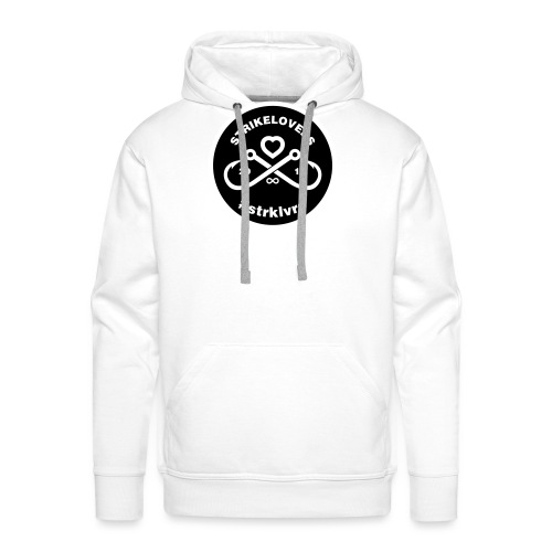 StrikeLovers Circle Vector - Männer Premium Hoodie