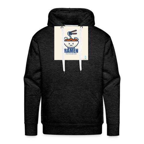 824AFAFE D856 4EED 8A0B 068FCEA34431 - Sweat-shirt à capuche Premium pour hommes